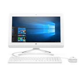 "PC All In One HP - 20 C218 - Intel® Celeron - 19.5""  Pulgadas - Disco Duro 500 Gb - Blanco"