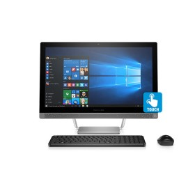 "PC All In One HP 24-B211 A12 23.8"" Gris"