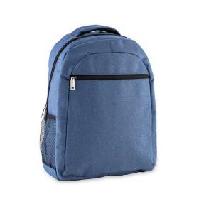 """Morral TECHBAG Basic15"""" Azul"""