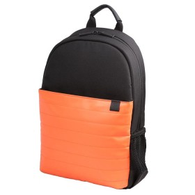 Morral HP Blitz 14' Negro/Naranja
