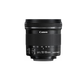 Lente CANON EFS 1018 f 4.5-5.6 STM