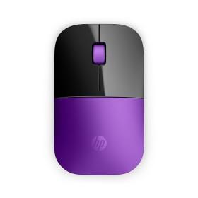 Mouse HP Inalámbrico Z3700 Morado