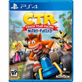 Juego PS4 Crash Team Racing