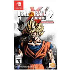 Videojuego SWITCH Dragon Ball Xenoverse 2