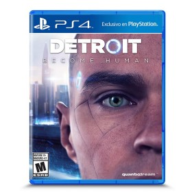 Videojuego PS4 Detroit Become Human