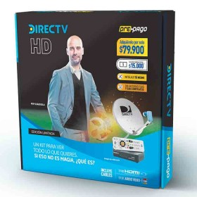 Set Directv Prepago HD 1 Decodificador