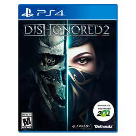 Videojuego PS4 Dishonored 2