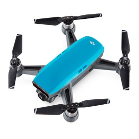 Drone DJI Spark + Control + 2Baterias + Estuche Azul