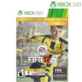 Videojuego XBOX 360 FIFA17 Edición Deluxe