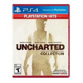 Juego PS4 Uc: The Nathan Drake Col Hits