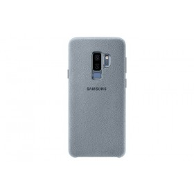 Cover SAMSUNG Alcantara S9 Plus Mint