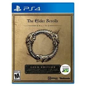 Videojuego PS4 Elder Scrolls Online