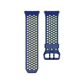 Banda FITBIT Ionic Azul/Amarillo L