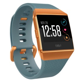 Reloj FITBIT Ionic Azul/Naranja