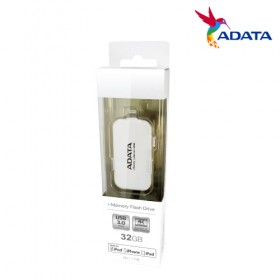 Memoria Flash ADATA 32GB Blanco