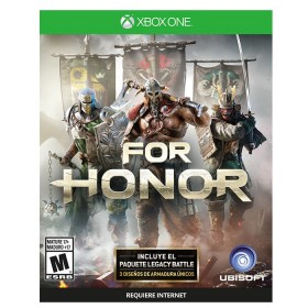Videojuego XBOX ONE For Honor