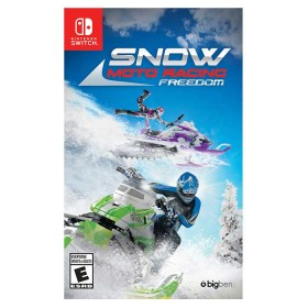 Videojuego SWITCH Snow Moto Racing Freedom