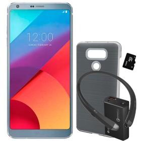 Celular LG G6 SS 4G Plata
