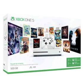 Consola Xbox One S 500 GB + 1 Control + Gamepass + Tarjeta Live 3 Meses