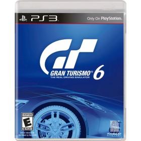 Videojuego PS3 Gran Turismo 6