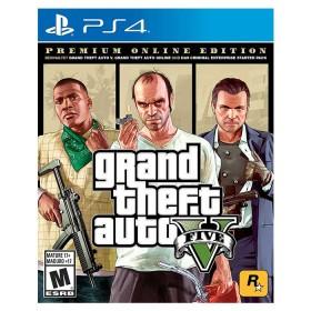 Videojuego PS4 GTA V Premium Edition