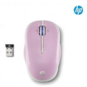 Mouse HP Inalámbrico Láser X3300 Rosado