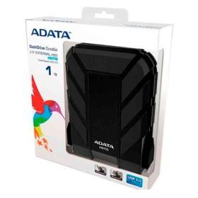 Disco Duro ADATA Antigolpes HD710 1TB Negro