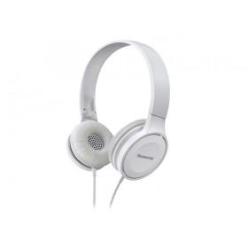 Audífonos PANASONIC Alámbricos OnEar HF100 Blanco