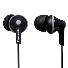 Audífonos PANASONIC Alámbricos In Ear 3.5 Negro
