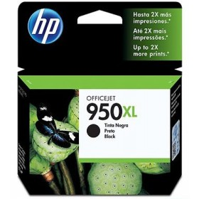 Cartucho HP 950XL Negro