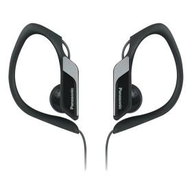 Audífonos PANASONIC Alámbrico InEar MLib HS34 Negro