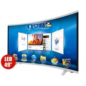 """TV 49"""" 124cm HYUNDAI 4914C 4K-UHD Internet"""