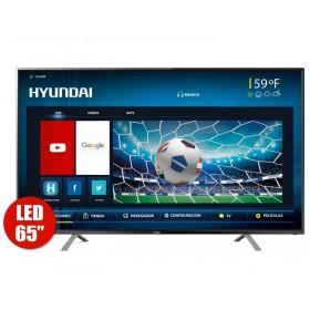 """TV 65"""" 163cm HYUNDAI 6503i 4K Internet"""