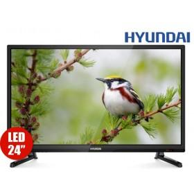 """TV 24"""" 60cm HYUNDAI LED240 HD T2"""