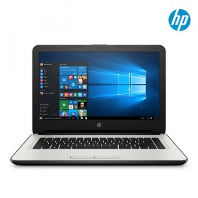 "Portátil HP AM010 Core i3 14"" Plata"