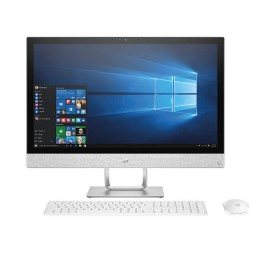 "PC All in One HP- 24-R001LA - Intel Core - 23.8"" Pulgadas – Disco Duro 1Tb – Blanco"