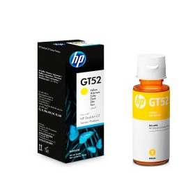 Botella Tinta HP GT52 Yellow