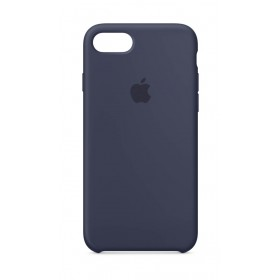 Case iPhone 8/7 Silicone Azul