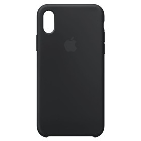 iPhone Case X Silicone Negro