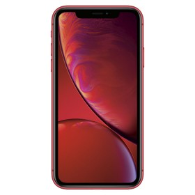 Celular iPhone XR 64GB 4G Rojo