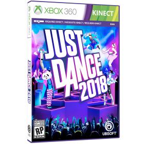 Videojuego XBOX 360 Just Dance 2018-2
