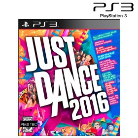 Videojuego PS3 Just Dance 2016