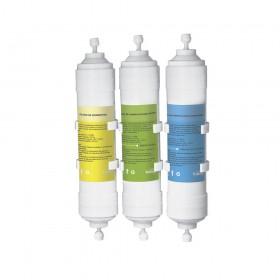 Set de filtros para dispensador KALLEY modelo K-WDLL15