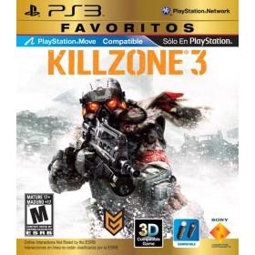 Videojuego PS3 Killzone 3