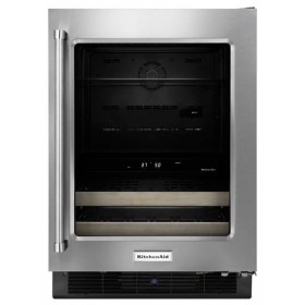 Vinera KITCHENAID 85 Lt KUBR204ESB Silver
