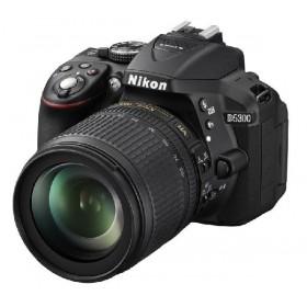 Cámara NIKON D-5300 Profesional  + Estuche + Memoria 8 GB Negra