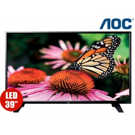 "TV 39"" 98cm LED AOC LE39M1565 HD"