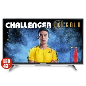 "TV 43"" 109cm CHALLENGER LED 43T20FHD Internet"