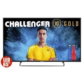 """TV 65"""" 160cm CHALLENGER LED 65L73 FULL HD T2"""