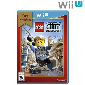 Videojuego WiiU Lego City Undercover